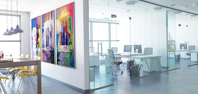 6 Tips For Setting Up Your Ideal First Office Space